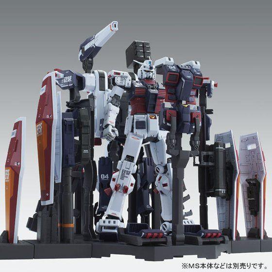 MGウエポン&アーマーハンガーFORフルアーマー・ガンダムVer.Ka予約受付開始!!