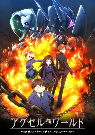 ニコニコチャンネル アクセル・ワールド #1「Acceleration;加速」 無料視聴はコチラ!!