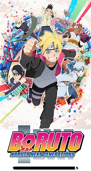 ニコニコチャンネル BORUTO-ボルト- NARUTO NEXT GENERATIONS 第1話「うずまきボルト!!」