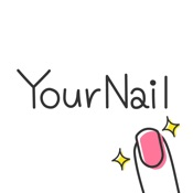 「YourNail」iPhone アプリ DLはコチラ!!