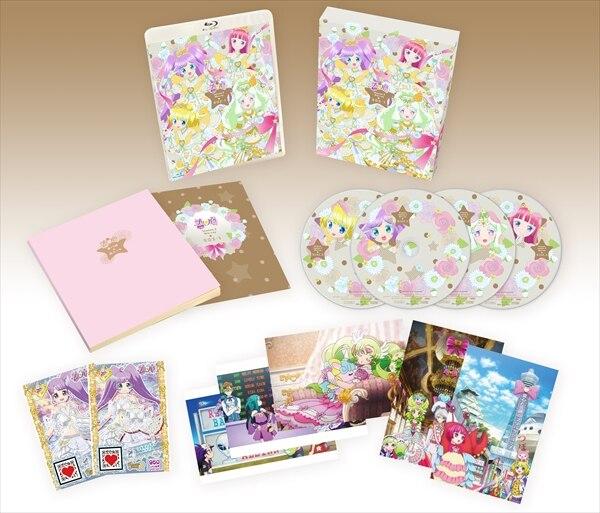 『プリパラ』Season.3 Blu-ray BOX 第1巻 発売情報