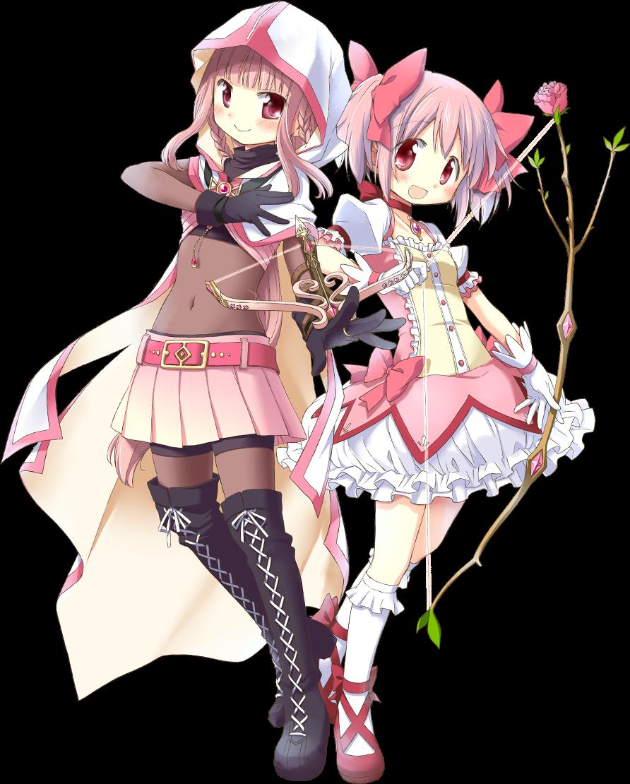 スマートフォンゲーム「マギアレコード 魔法少女まどか☆マギカ外伝」公式サイト