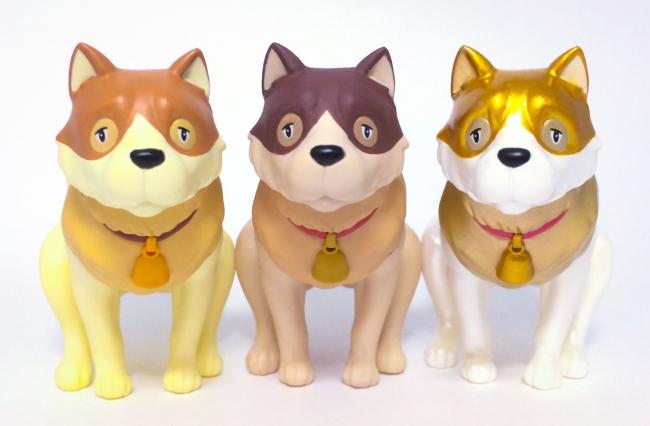 『フランダースの犬』から。フランダースのいきむ犬フィギュア&世界名作劇場 学習帳が登場!
