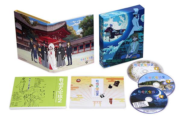 『有頂天家族2』Blu-ray BOX下巻 発売情報