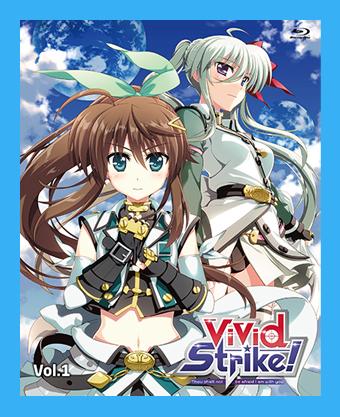 TVアニメ「Vivid Strike !」オフィシャルサイト 詳細はコチラ!!