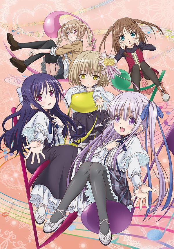 TVアニメ『天使の3P!(スリーピース)』9月27日発売のCD情報