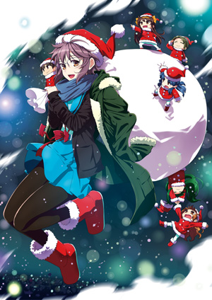 TVアニメ「長門有希ちゃんの消失」オフィシャルサイト