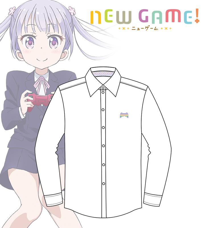 AMNIBUS NEW GAME! カジュアルシャツ ご予約はコチラ!!