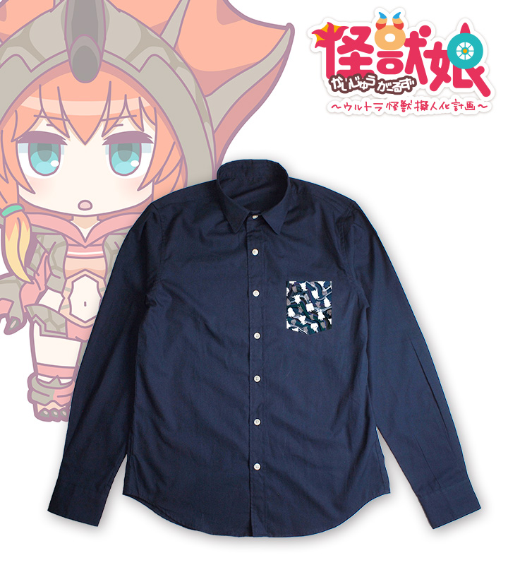 AMNIBUS デザインポケットカジュアルシャツ予約購入はコチラ!!