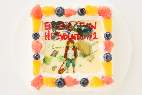 「交響詩篇エウレカセブン ハイエボリューション1ケーキ」のお取り寄せはコチラ!!