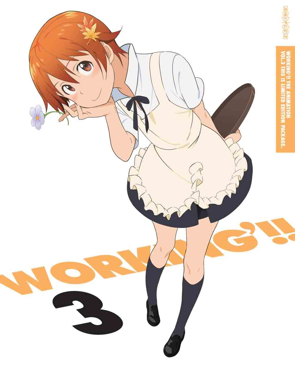 元気いっぱい、オレンジ色の髪をした美少女キャラクター7選!!