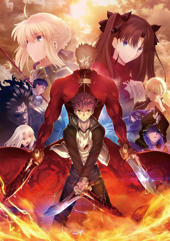 『Fate』シリーズを時系列順で振り返ってみよう!