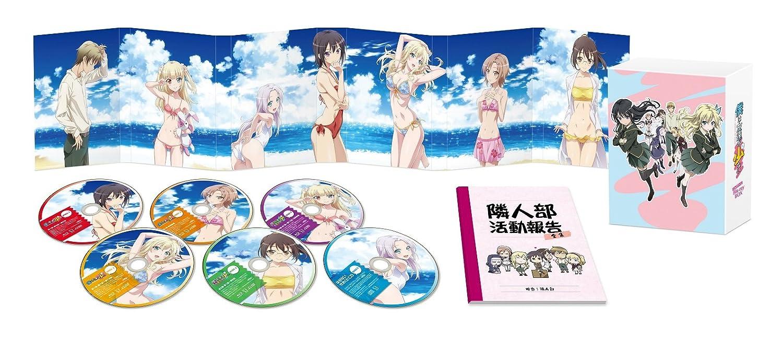 『僕は友達が少ない』Blu-ray BOX 発売情報