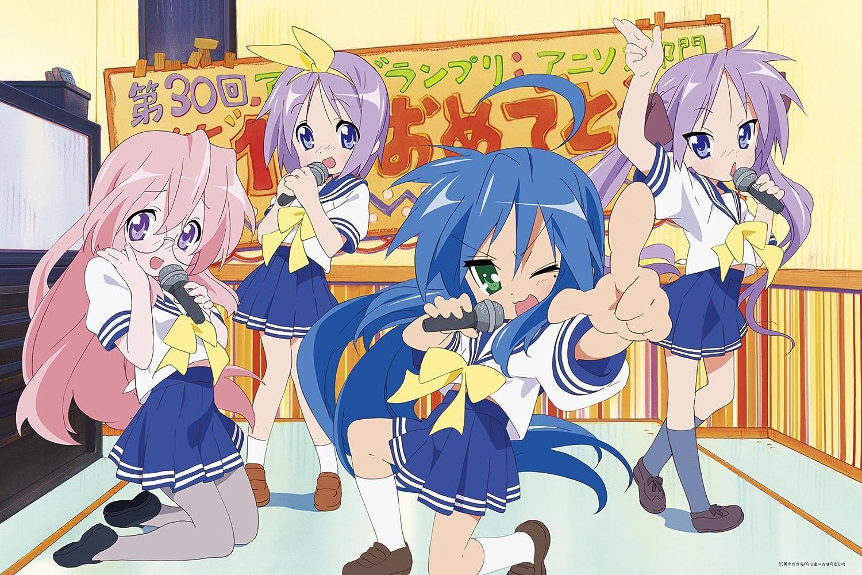 2007年必見アニメ! 『らき☆すた』他、今見たいアニメ