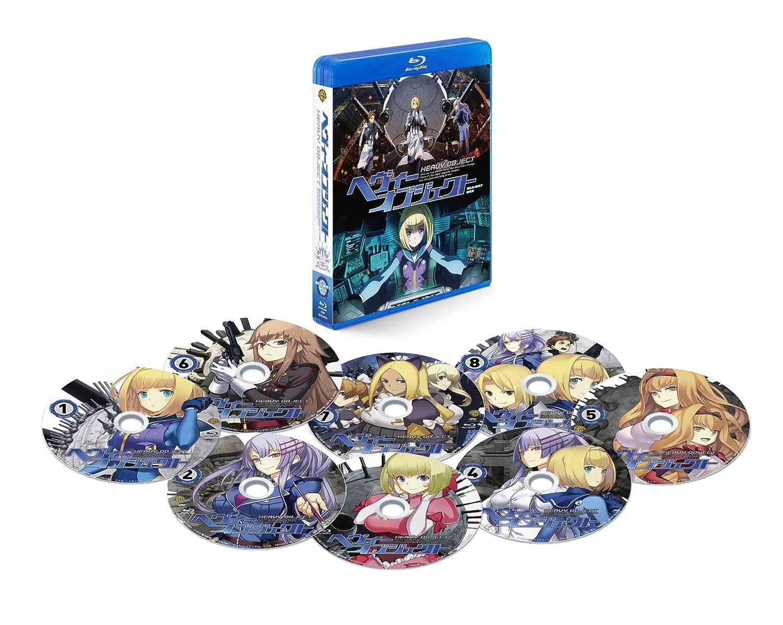 『ヘヴィーオブジェクト』Blu-ray BOX 発売情報
