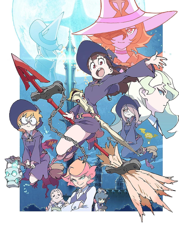 「TRIGGER」が制作した素晴らしきアニメの世界!!
