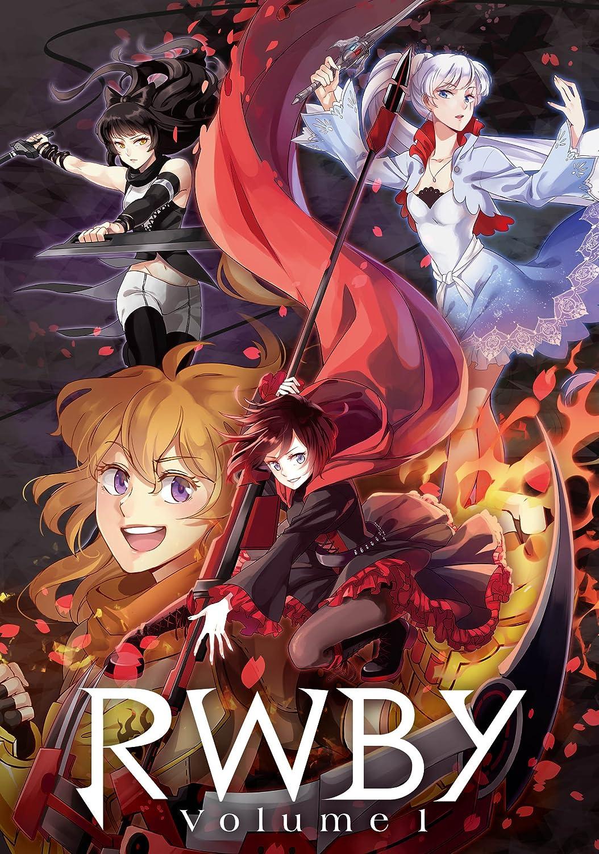 アニメ『RWBY』8月30日のCD発売情報