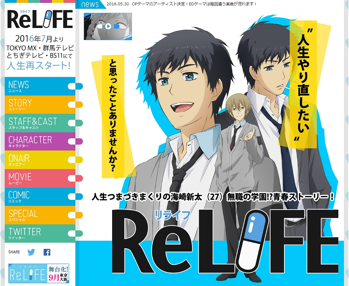 ReLIFE公式HP