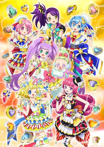 『プリパラ』×「グッドスマイル×アニメイトカフェ」コラボ最新情報!