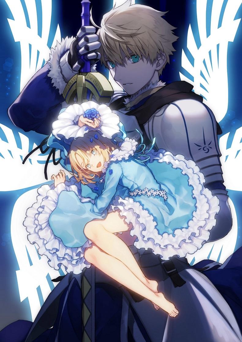 『Fate/Prototype 蒼銀のフラグメンツ』追加キャスト発表!