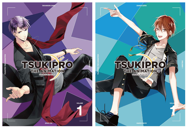 『TSUKIPRO THE ANIMATION』新情報解禁!!