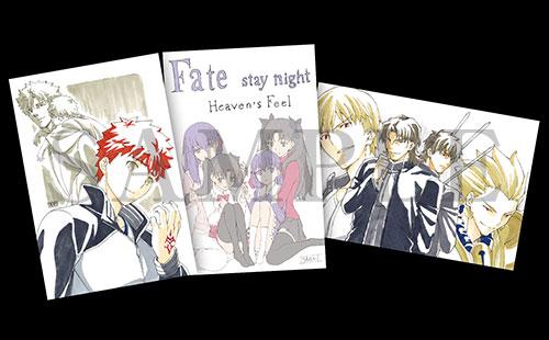 劇場版『Fate/stay night 』公開2週目来場者特典発表!!