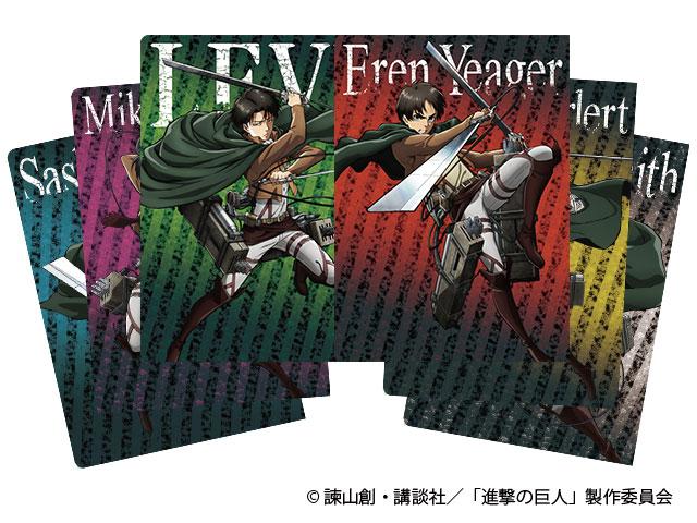 『進撃の巨人』×「リアル脱出ゲーム」オリジナルグッズ発表!