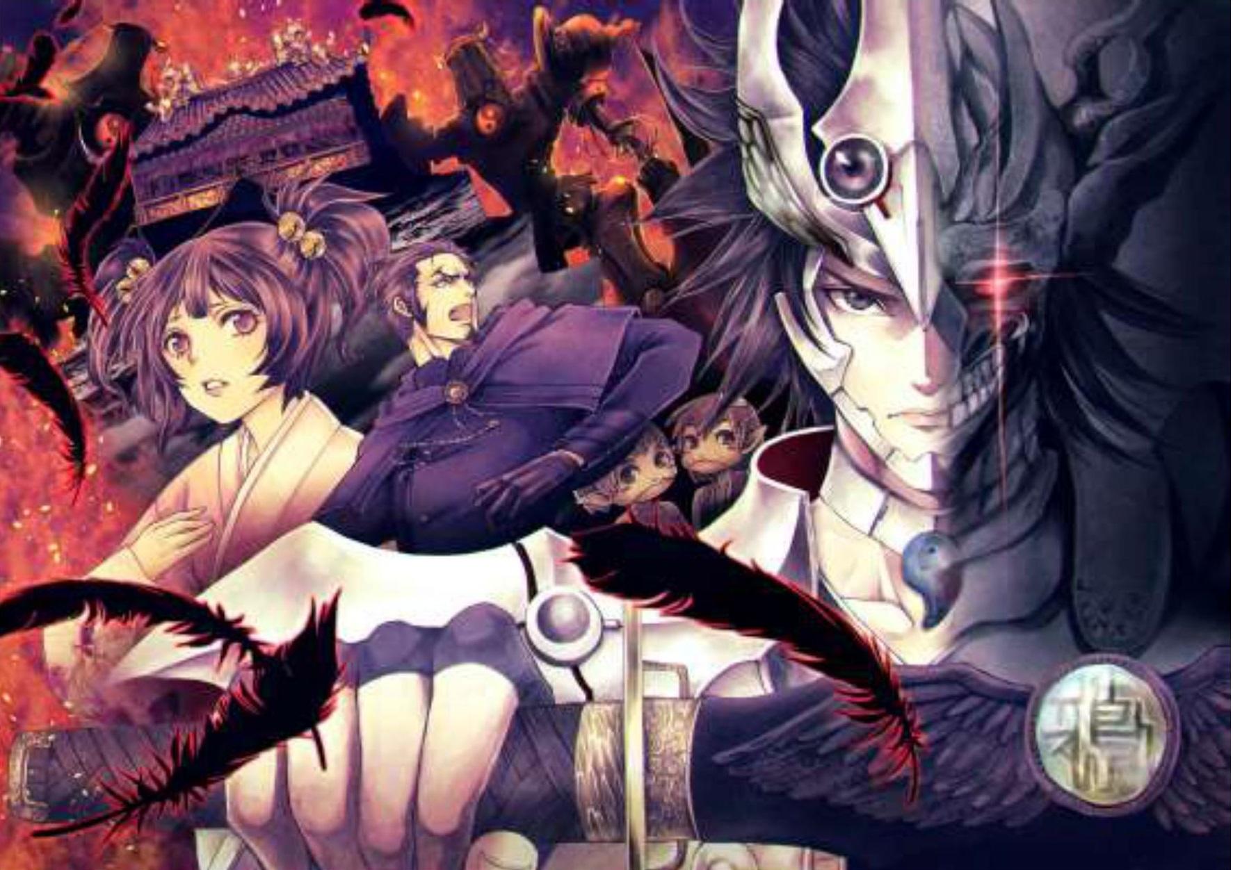 「コミック乱」にて『零鴉-Raven-』連載開始! トップクリエイター「さとうけいいち」初コミック作品