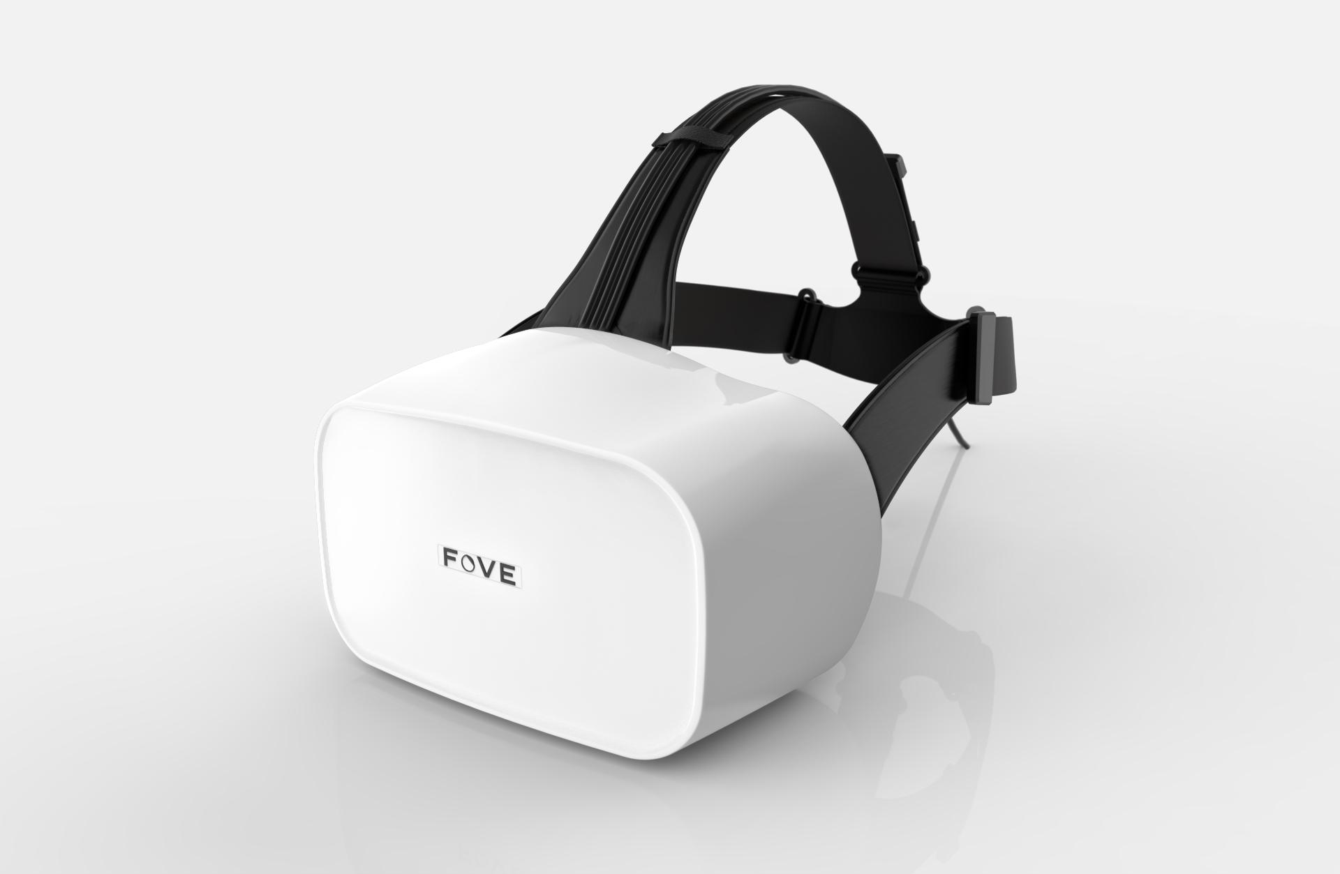 VRヘッドセット『FOVE 0』が『劇場版 ソードアート・オンライン』とコラボ