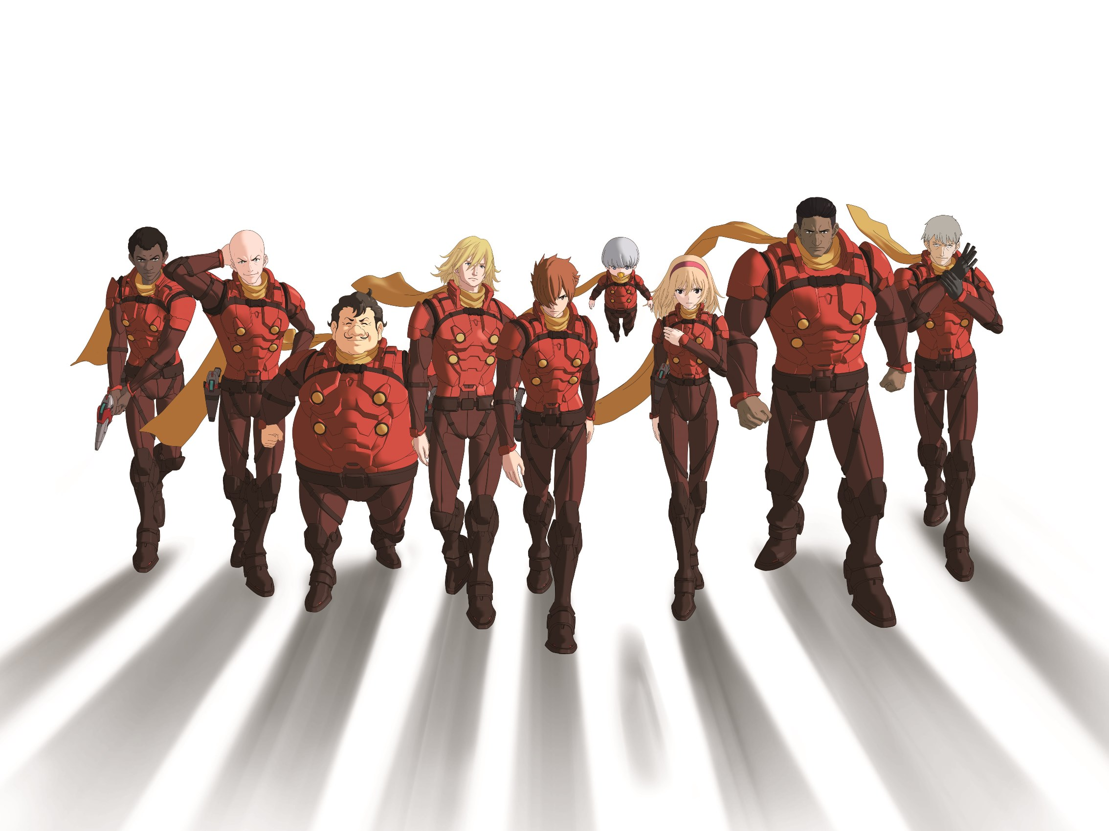 『CYBORG009 CALL OF JUSTICE』劇場鑑賞券プレゼントキャンペーン!!