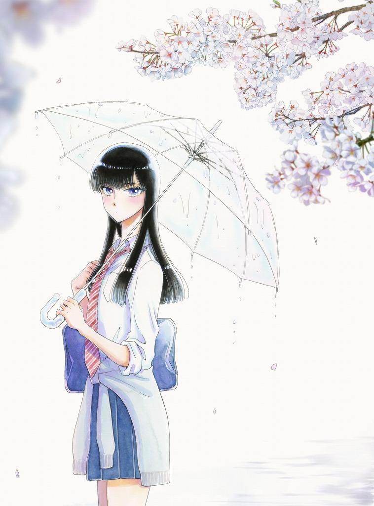 大人気コミック『恋は雨上がりのように』 アニメ化決定!!