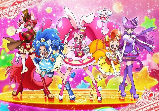 『キラキラ☆プリキュアアラモード』Blu-ray&DVD発売決定!
