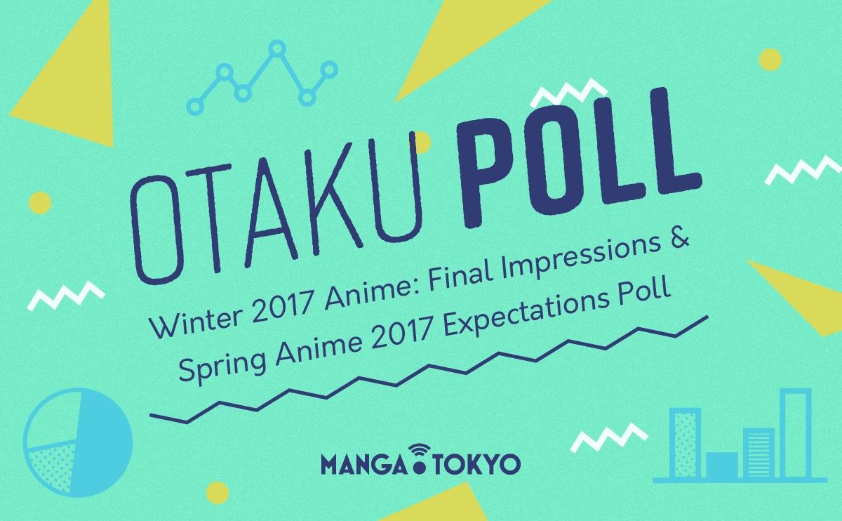 海外のアニメファンが選ぶ「最も人に勧めたい2017年冬アニメ」