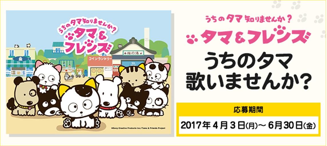 TVアニメ『うちたま』新主題歌のシンガー募集!!