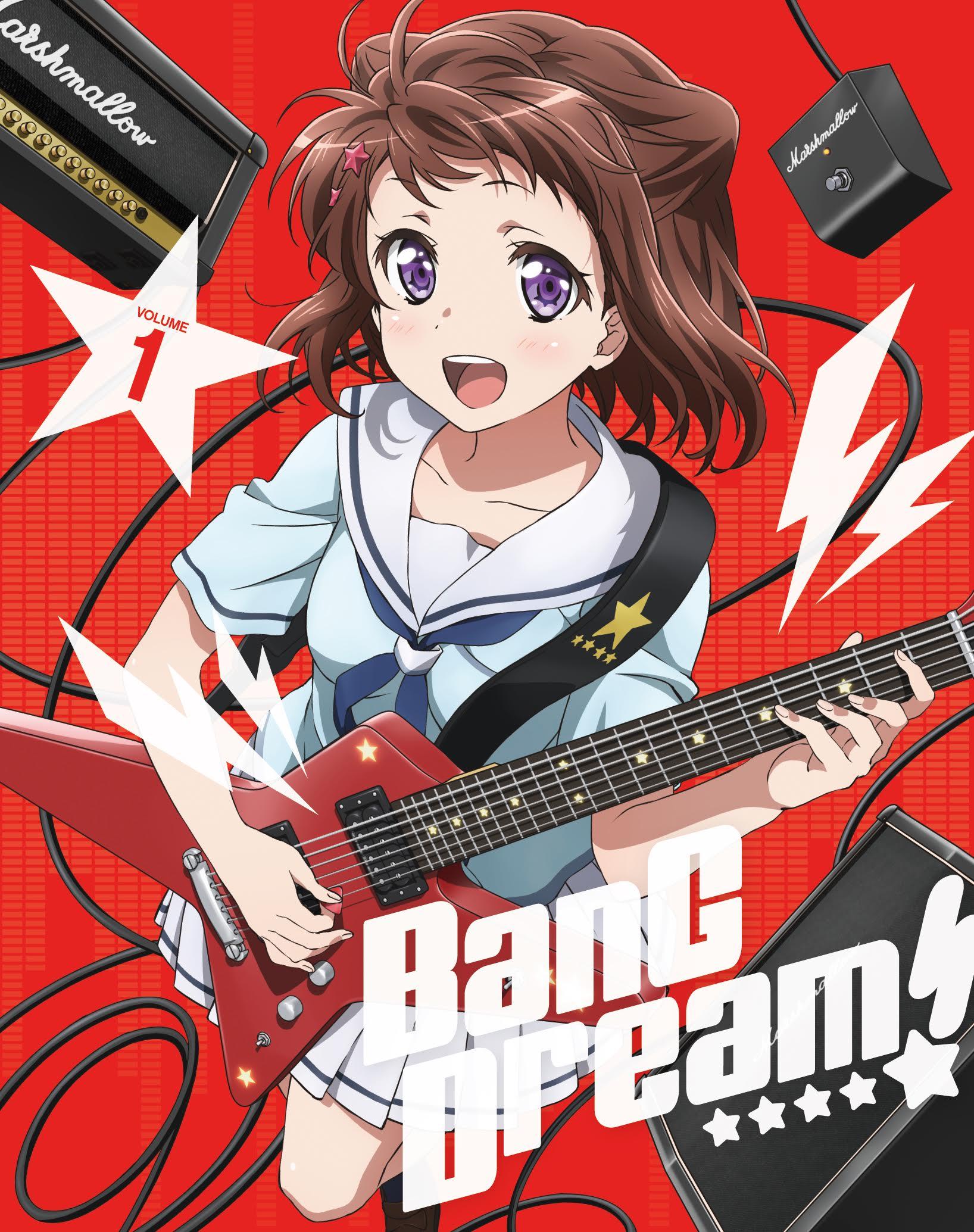 『BanG Dream!』BD+LIVE+完全新作OVA情報